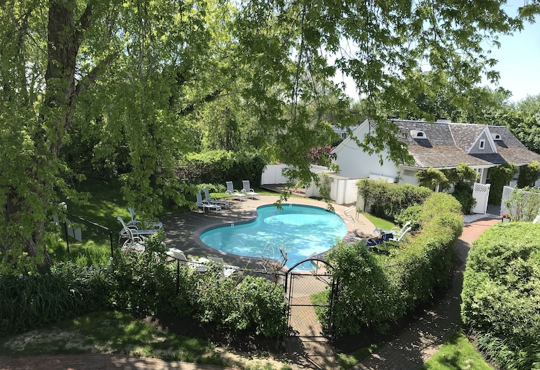 Queen Anne Inn, Chatham, Udendørs pool