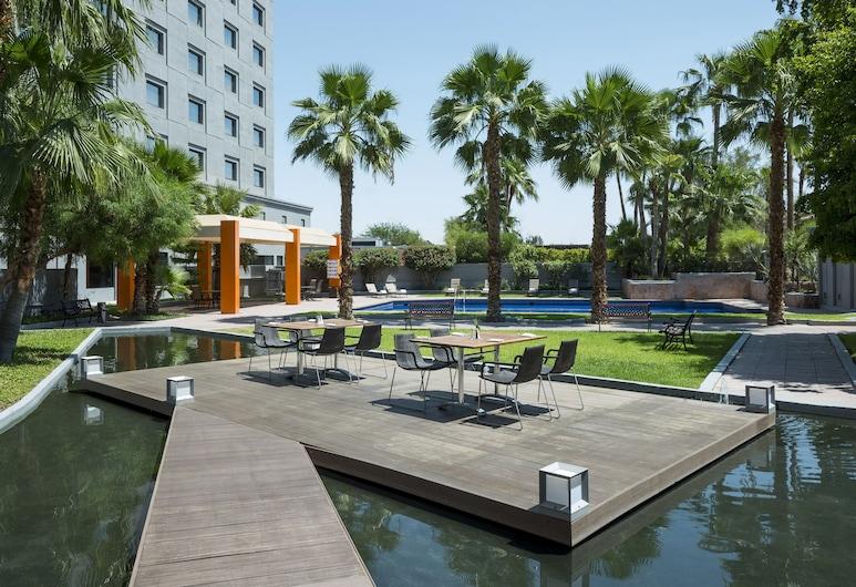 Real Inn Mexicali, Mexicali, Pool