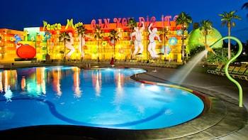 Lake Buena Vista bölgesindeki Disney's Pop Century Resort resmi