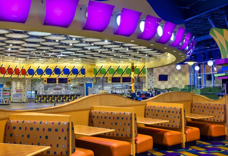 Disney's Pop Century Resort, Lake Buena Vista, Gastronomie