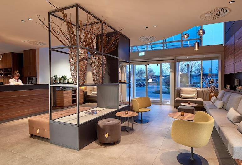 Sachsenpark-Hotel, Leipzig, Lobby