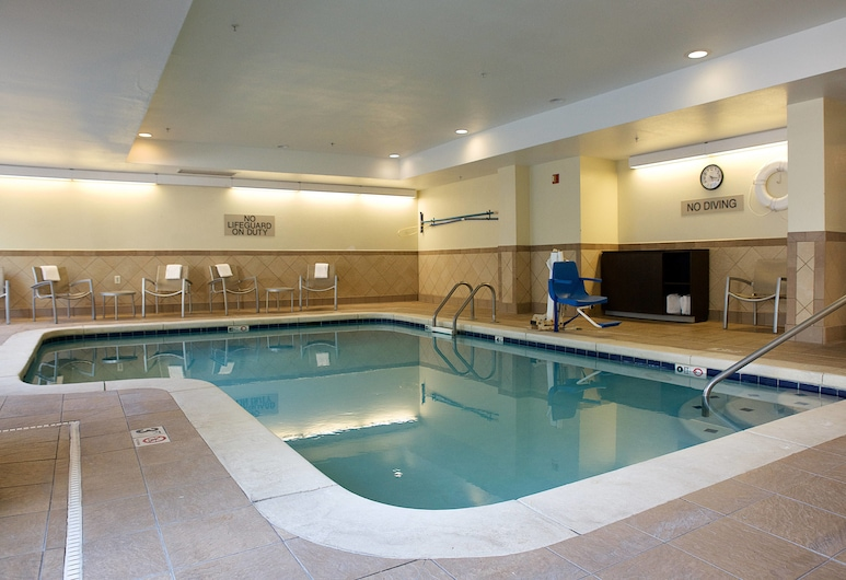 Springhill Suites By Marriott Baton Rouge South, באטון רוז', בריכה