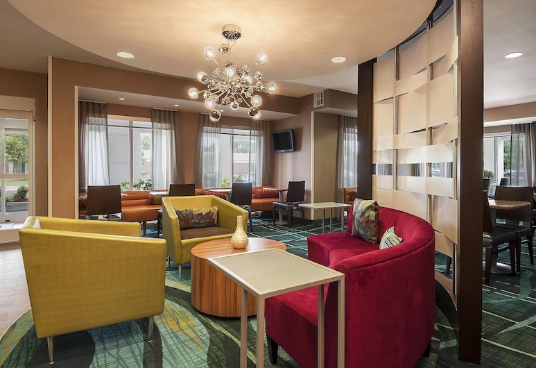 Springhill Suites By Marriott Baton Rouge South, Baton Rouge, Lobby
