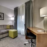 Suite, 1 King Bed, Non Smoking, Refrigerator - Living Area
