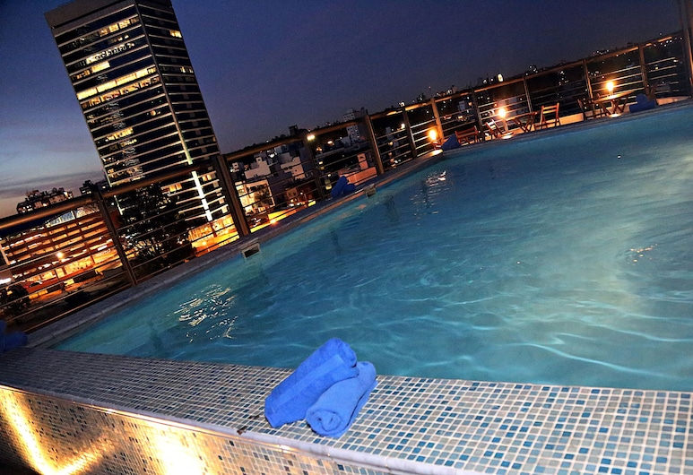 Palladium Business Hotel, Montevideo, Outdoor Pool