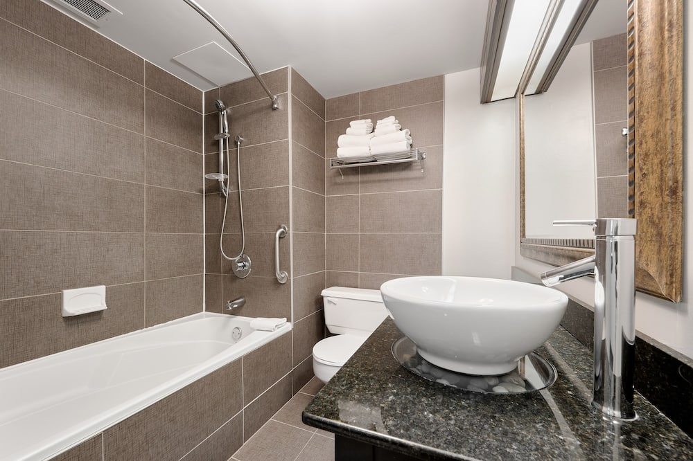 룸, 더블침대 1개, 장애인 지원, 금연 (Mobility Accessible) - 욕실