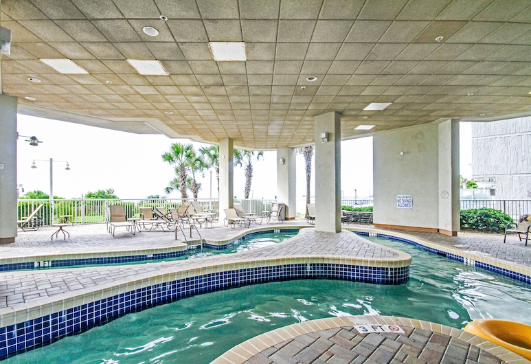 Carolinian Beach Resort by Vacasa, Myrtle Beach, Ulkouima-allas