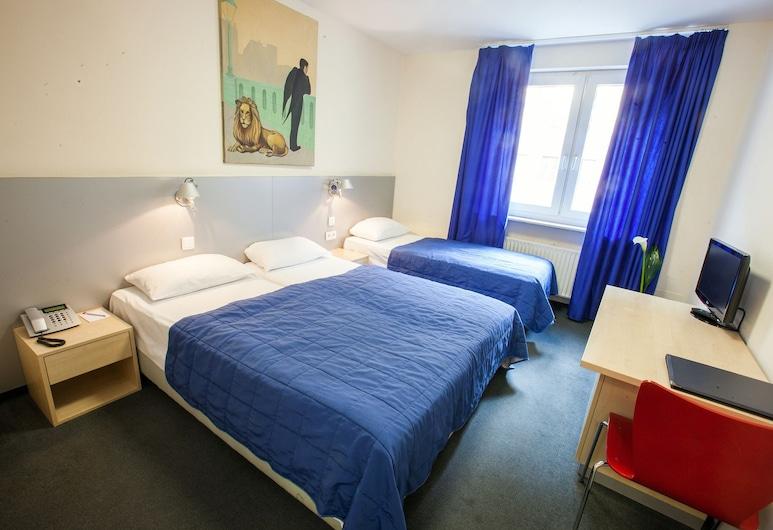 Hotel Münchner Hof, Frankfurt, Superior-Dreibettzimmer, Zimmer