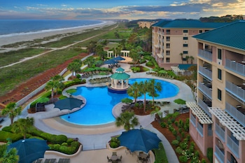 希爾頓黑德島巴倫尼海灘俱樂部萬豪酒店的圖片
