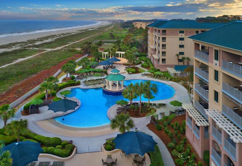 Marriott's Barony Beach Club, Hilton Head Island, Außenbereich