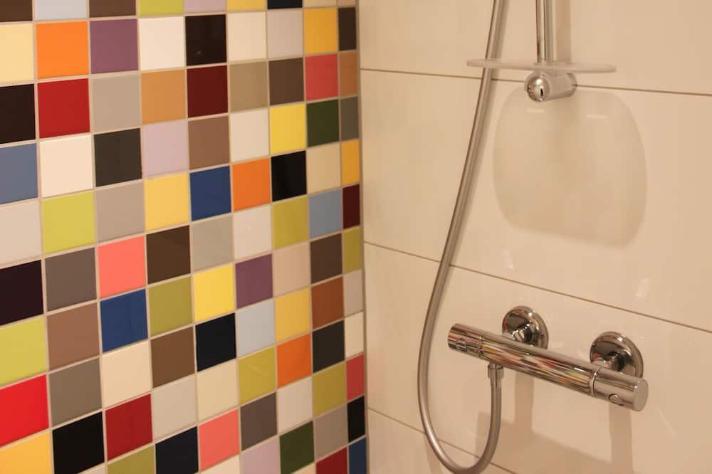 Habitación individual - Ducha en el baño