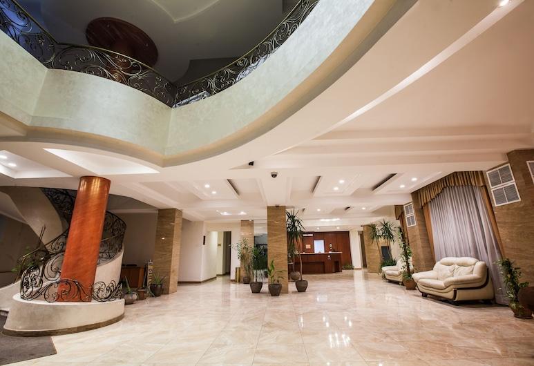 Hotel Aviatrans, Єреван, Вестибюль
