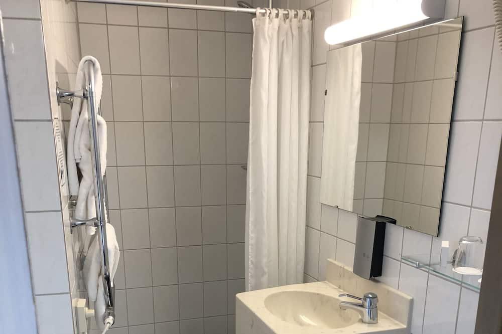 Economy İki Ayrı Yataklı Oda - Banyo
