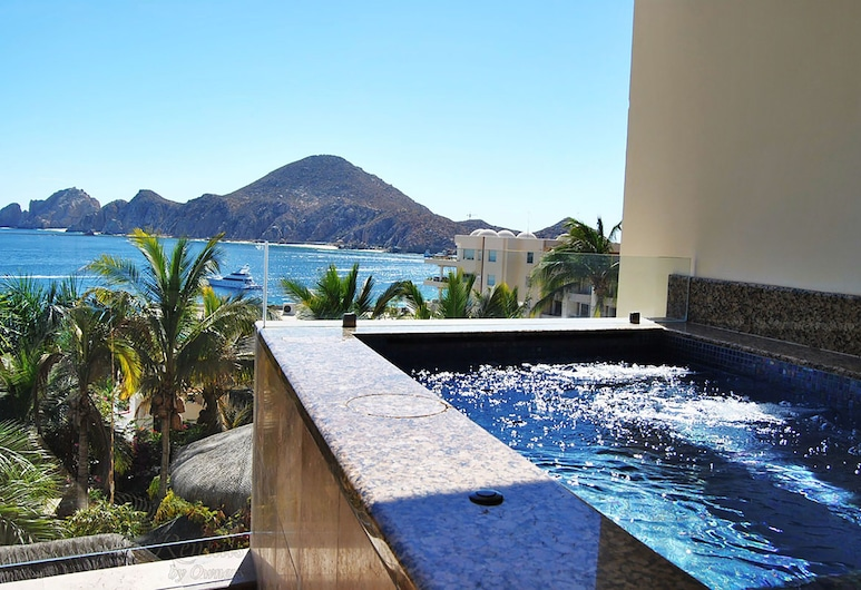 Cabo Villas Beach Resort & Spa, Cabo San Lucas, Executive Suite, 2 Bedrooms, Hot Tub, Ocean View, Jetted Tub