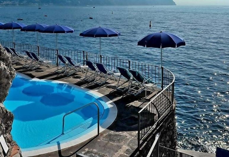 Luna Convento, Amalfi, Basen