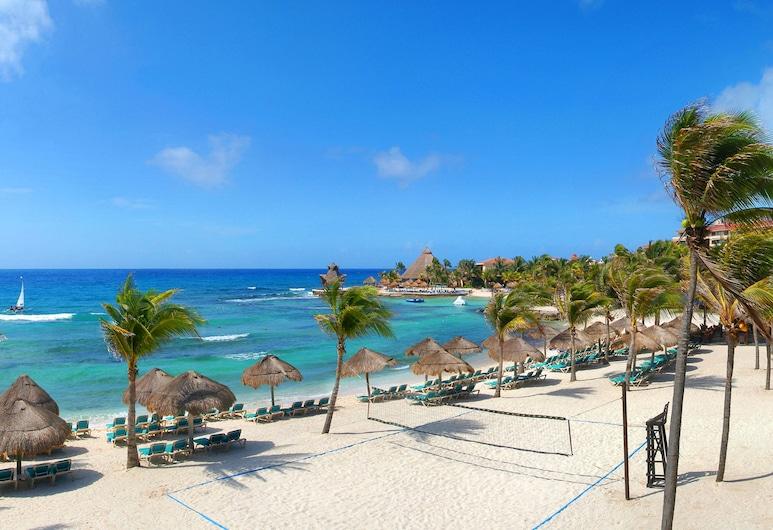 Catalonia Riviera Maya Resort and Spa All Inclusive, Пуерто-Авентурас, Пляж