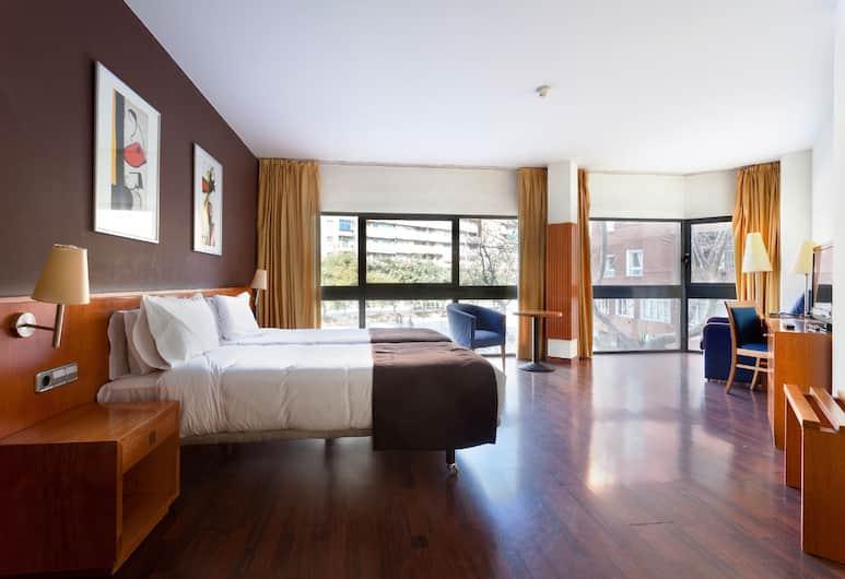 Hotel AA Viladomat by Silken, Barcelona, Superior-Doppelzimmer, Zimmer
