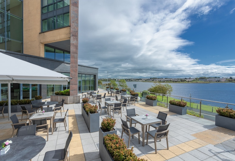 The Galmont, Galway, Terrace/Patio