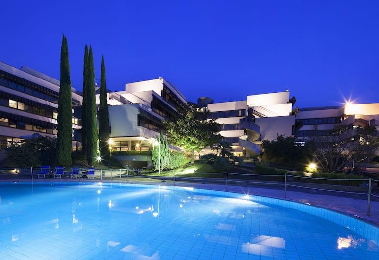 朱利別墅卡佩涅亞酒店 (羅馬), 羅馬, 室外泳池