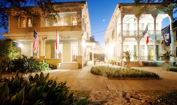 Bild vom Degas House in New Orleans