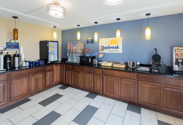 Days Inn by Wyndham Charlotte Airport North, Charlotte, Breakfast Area