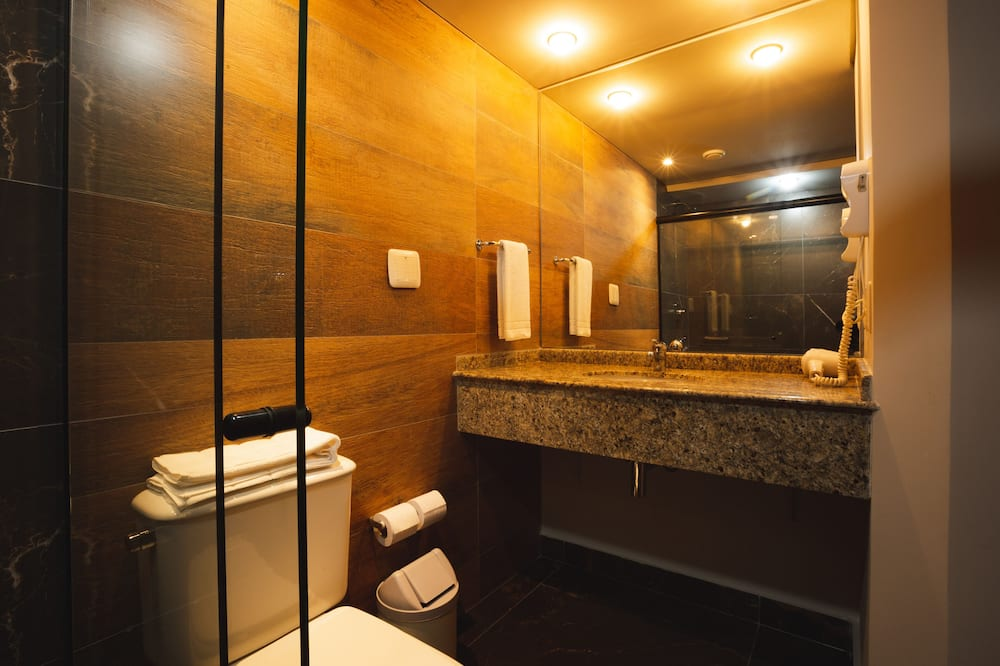 Luksuzni apartman, 1 king size krevet - Kupaonica