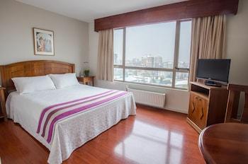 Foto del Apart Hotel Neruda en Santiago