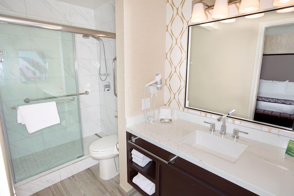 Premium Room, 1 Katil Raja (King), Non Smoking - Bilik mandi