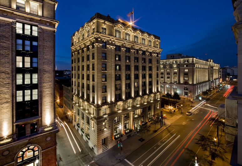 Hotel St Paul, Montreal