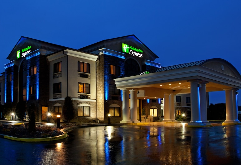 Holiday Inn Express Grove City, Μέρσερ