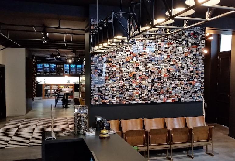Zoom Hotel, Brussels, Lobby