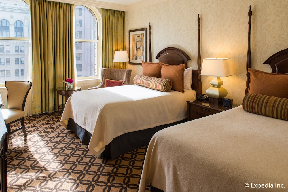 Omni San Francisco Hotel, San Francisco, Signature Room, 2 Double Beds,  Guest