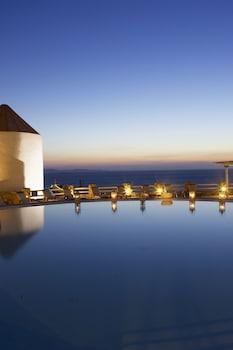 Foto del Porto Mykonos Hotel en Mikonos
