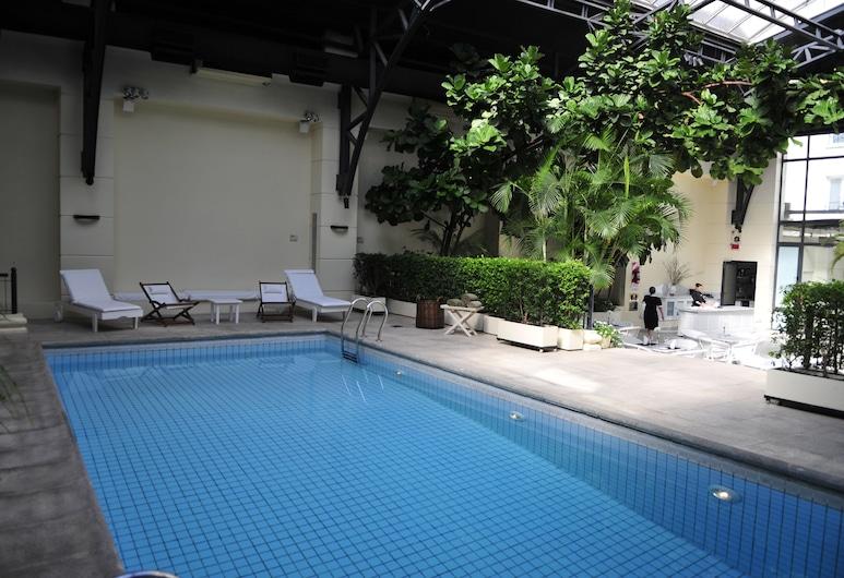 Loi Suites Recoleta Hotel, Буэнос-Айрес, Открытый бассейн
