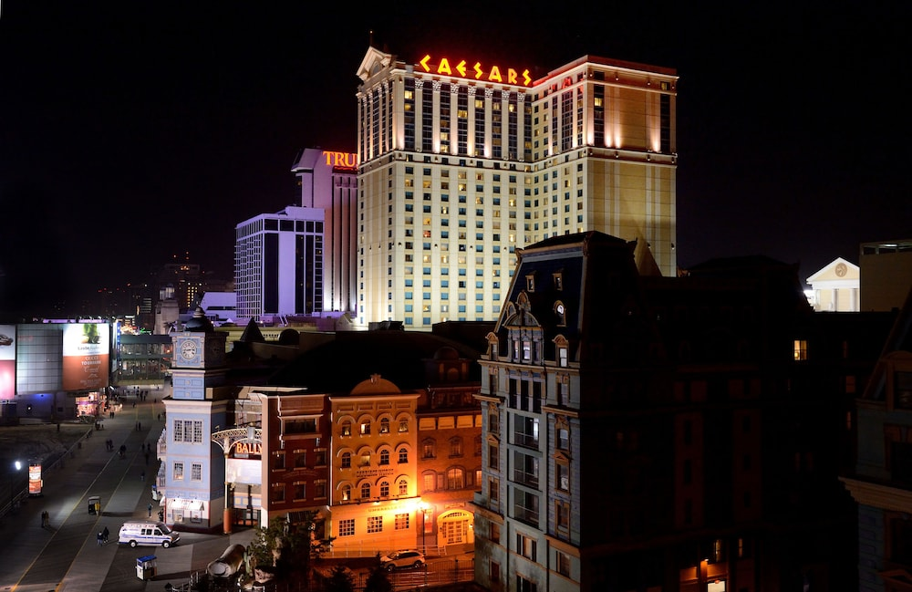 Caesars Atlantic City Resort & Casino, Atlantic City