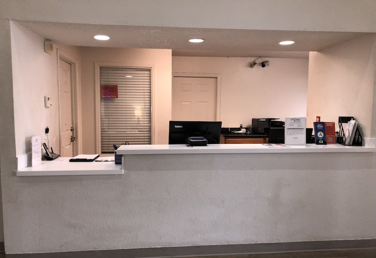 Intown Suites Extended Stay Select Houston 290- Hollister, Houston, Predvorje