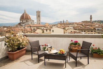 Picture of Palazzo Gaddi in Florence