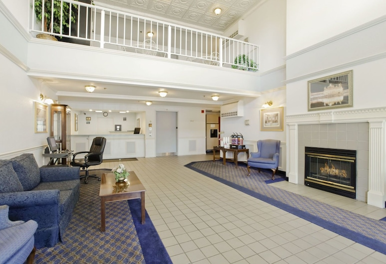 Super 8 by Wyndham Oroville, Oroville, Lobby