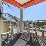 Habitación, 1 cama King size, para no fumadores (Upgrade) - Terraza o patio