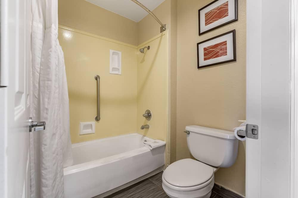 Habitación, 1 cama King size, para no fumadores (Upgrade) - Baño