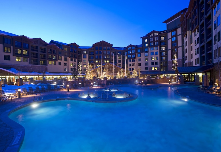 Grand Summit Hotel, Park City - Canyons Village, פארק סיטי, בריכה חיצונית