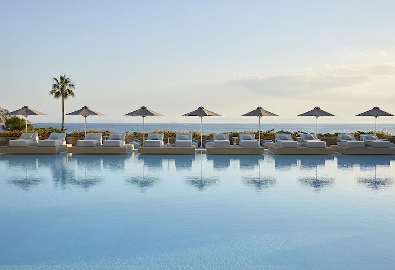 EverEden Beach Resort Hotel, Saronikos, Bazén
