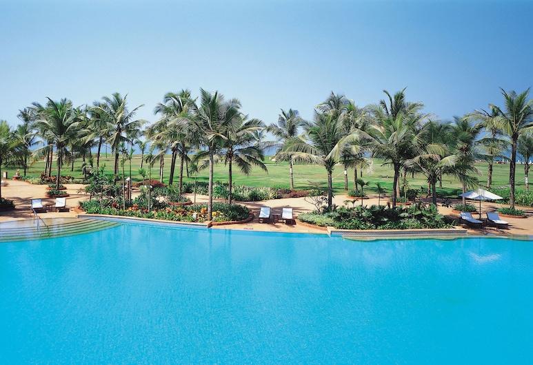 Taj Exotica Resort & Spa, Goa, Benaulim, Beach