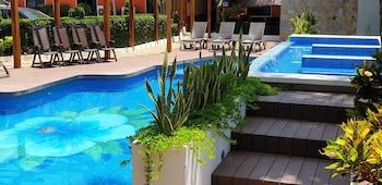 Selline näeb välja Hotel Maya Tulipanes Palenque, Palenque