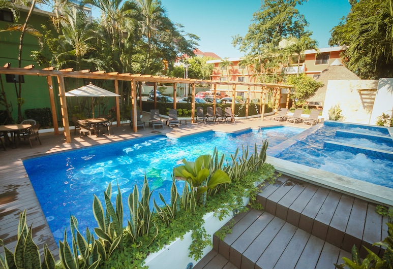 Hotel Maya Tulipanes Palenque, Palenque