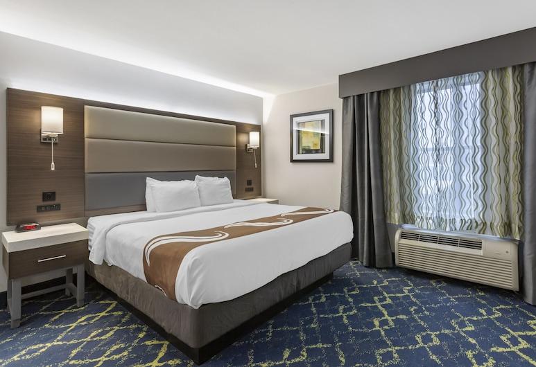 Quality Inn, מרפריסבורו, סוויטה, מיטת קינג, נגישות לנכים, ללא עישון, חדר אורחים