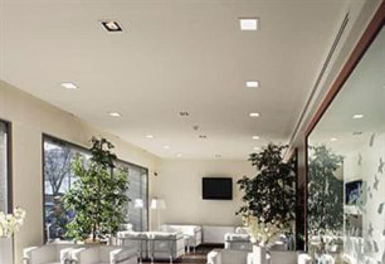 Hotel Portello, Milano, Lounge della hall