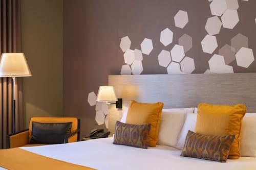 巴塞隆拿蘭布拉斯馨樂庭酒店/