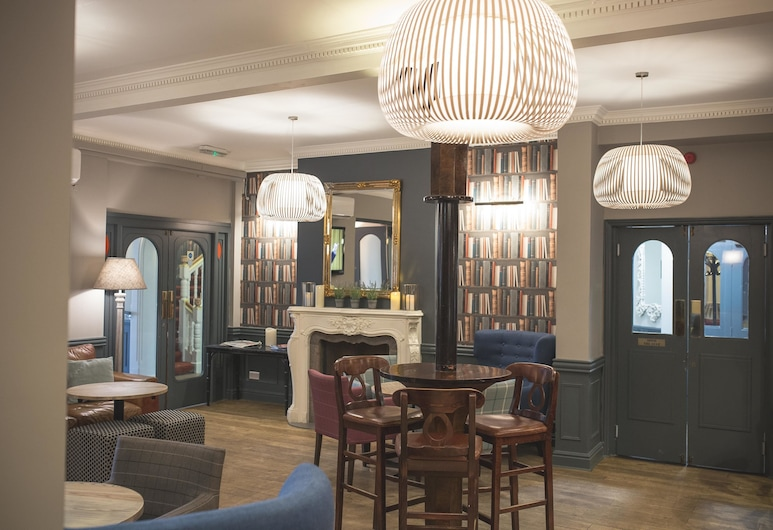 The George Hotel, BW Signature Collection, Norwich, Vastaanotto