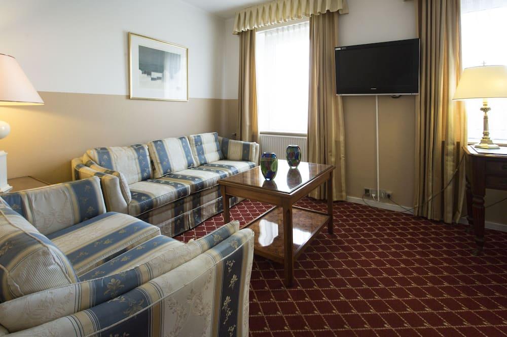 Obiteljska dvokrevetna soba - Dnevna soba